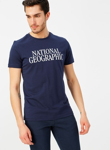 National Geographic National Geographic Lacivert T-Shirt Lacivert